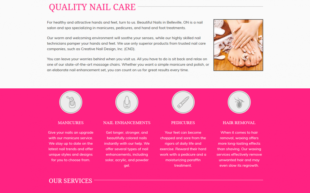 Beautiful Nails And Spa