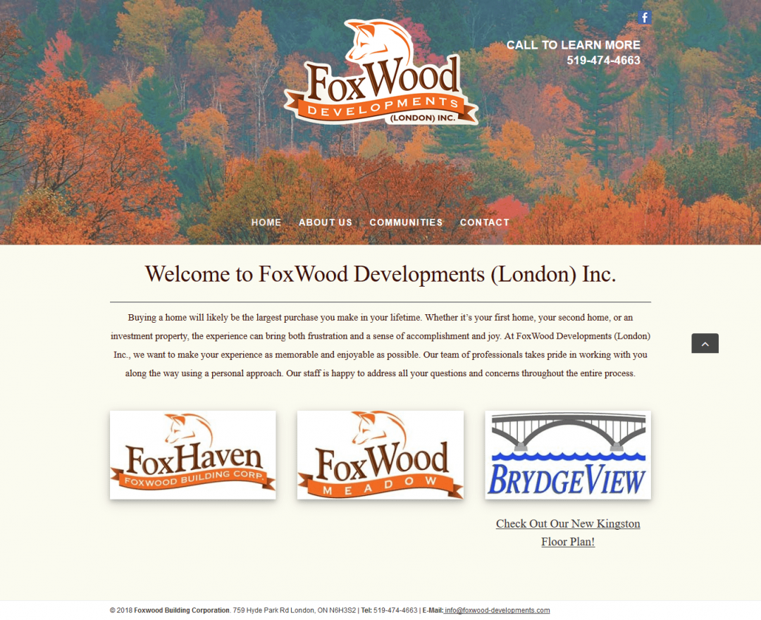 Foxwood Developments